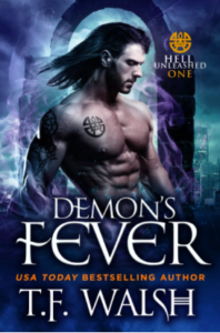 Demon's Fever T.F. Walsh