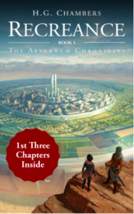 H.G. Chambers Recreance Book 1 The Aeternum Chronicles
