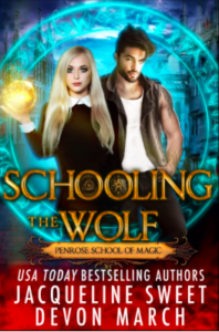 Schooling the Wolf Jacqueline Sweet Devon March