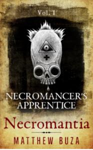 Necromancer's Apprentice Matthew Buza