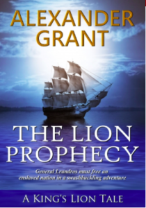 Alexander Grant The Lion Prophecy