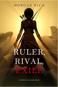 Morgan Rice Ruler Rival Exile