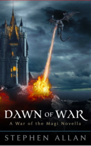 Dawn of War Stephen Allan